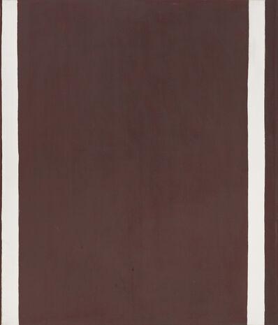Raoul De Keyser, 'Zurich', 1972