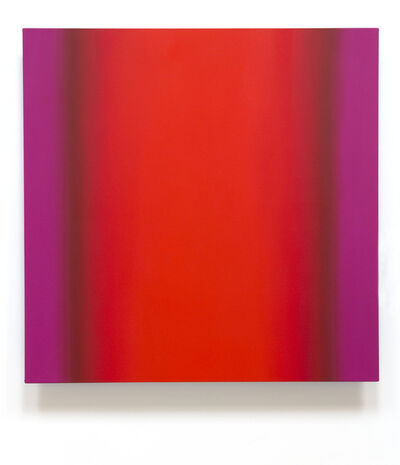 "Ruth Pastine, '""Red Green 1-S48 (Red Magenta)""', 2013"