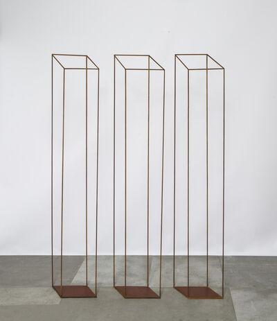 Lukas Ulmi, 'Triptych', 2019