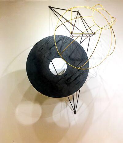 David Provan, 'Heliorbit', 1990