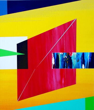 Carla Fache, 'Outside the Lines', 2013