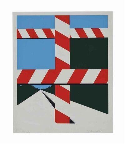 Allan D'Arcangelo, 'Untitled', 1965