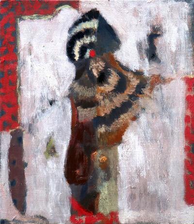 Lumin Wakoa, 'moth', 2017