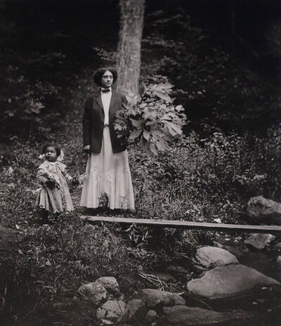 James Van Der Zee, 'IV: Kate and Rachel Van DerZee, Lenox, Massachusetts', 1909