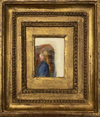 Pierre-Auguste Renoir, 'Enfant de profil', ca. 1890