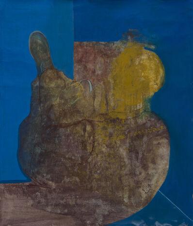 Jeronimo Maya, ' Hombre de espaldas', 2016