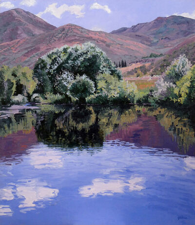 Sheila Gardner, 'Under a High Sun (Indian Creek)', 2004