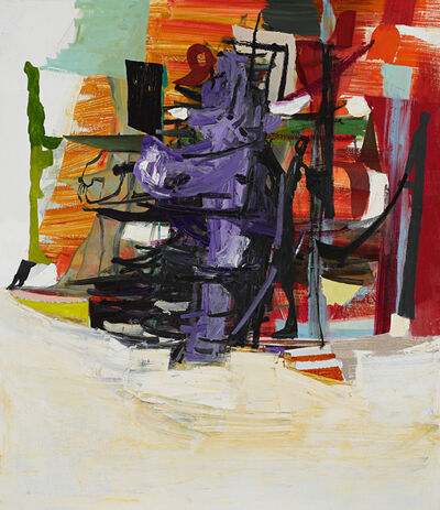 Amy Sillman, 'Untitled', 2006