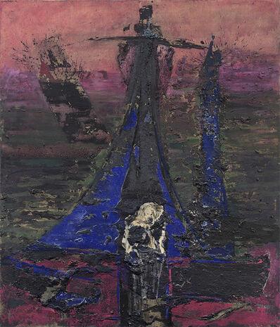 Lucio Muñoz, 'Risdela de Mo', 1989