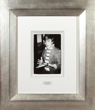 Andy Warhol, 'Simon Le Bon', 1982