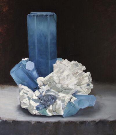 Scott Kiche, 'Blue Beryl', 2015