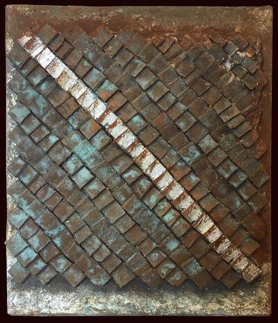 Marcela Panasiti, 'Aztec Mosaic', 2019