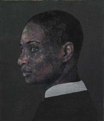 Christiaan Lieverse, 'Wallflower III', 2017