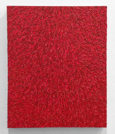 Omar Chacon, 'Variation #1 of Mesalina Roja VA', 2016