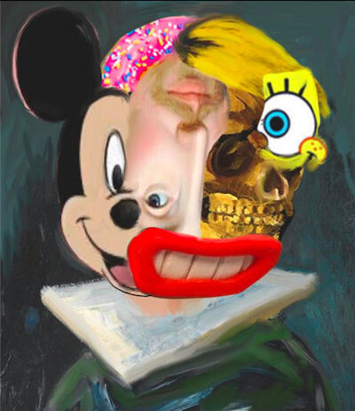 John Paul Fauves, 'To Be', 2019