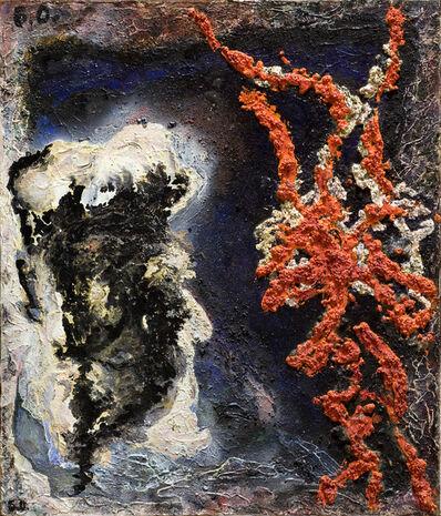 Boris Otarov, 'A Dedication to Giacometti with Self-Portrait', 1979