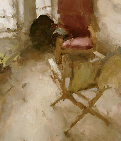 Jordan Wolfson, 'Interior with Two Chairs and Window VII'