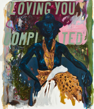 Kudzanai Chiurai, 'Loving you is complicated', 2017
