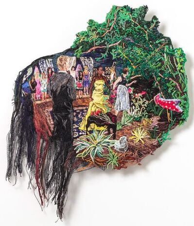 Sophia Narrett, 'The Rose Ceremony', 2014