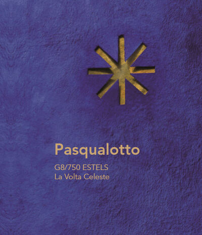 Mario Pasqualotto, 'Catalogue of the project g8/750 stars from Mario Pasqualotto', 2016