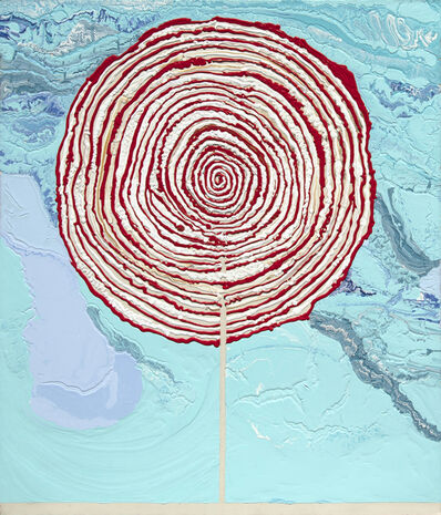 Rodney McMillian, 'Lollipop', 2001-2002