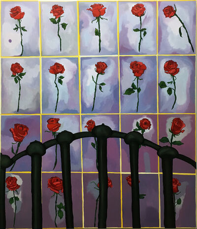 Alex Chaves, 'Roses', 2019