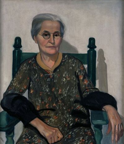 Alice Neel, 'My Mother ', 1930