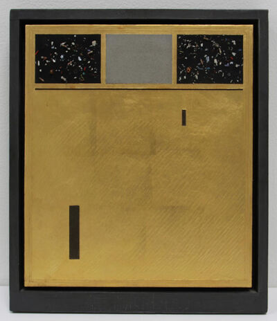 Eric Orr, 'Radio Play #5', 1988