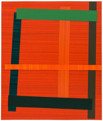 Imi Knoebel, 'Senzatitolo 5 Ed.', 2009-2011
