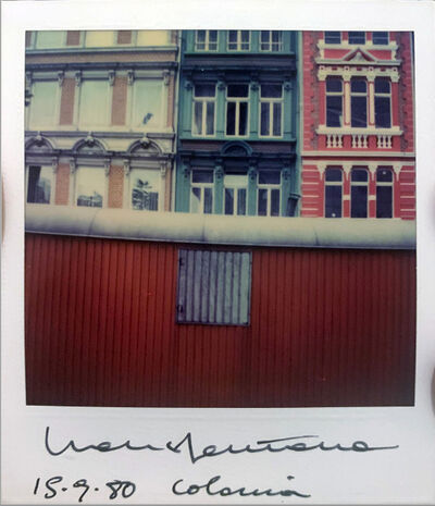 Franco Fontana, 'Colonia', 1980