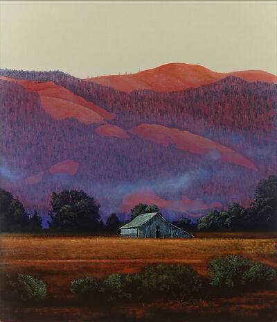 Michael Gregory, 'Chosen Ridge', 2016