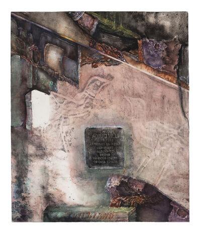 Thomas Lyon Mills, 'Qui Abitava ', 2015-2018