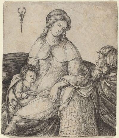 Jacopo de' Barbari, 'Holy Family', ca. 1508/1509