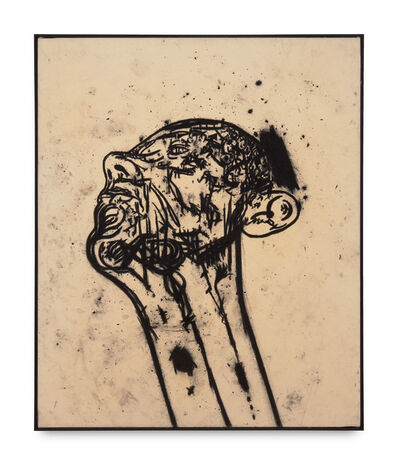 Tony Bevan, 'Head and Neck ', 1995