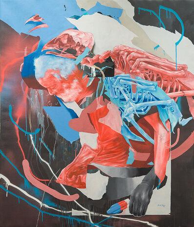 Joram Roukes, 'Bubble Gum Anatomy', 2017
