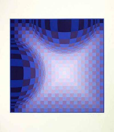 Victor Vasarely, 'Gordes OND DVA', 1971