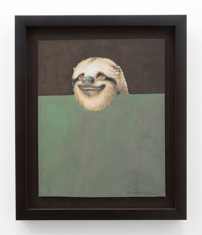 Clarence Holbrook Carter, 'Over and Above, Sloth', 1966