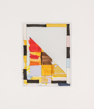 Diana Guerrero-Macia, 'Summer Window (another frame- small versions)', 2020