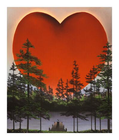 MacKenzie Thorpe, 'The Power Of Love', 2021