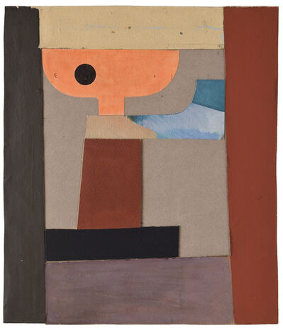 Hans Arp, 'Collage', 1920