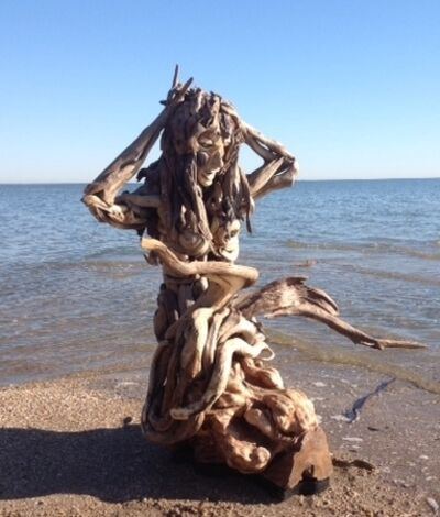 Larry Ringgold, 'Mer-Sea'
