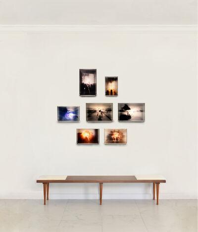 Magda Von Hanau, ''Memory Box' Full Series Wall', 2017