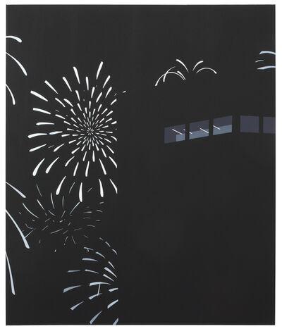 Brian Alfred, '花火', 2015