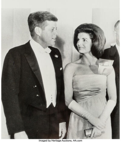 Various Artists (20th century), 'A Group of Seven Press Photographs of Jacqueline Kennedy', circa 1960s