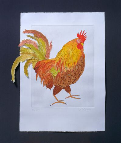 Katharine Cosenza Butler, 'Rooster King', 2018