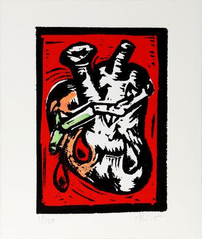 Charlie Hewitt, 'Bleeding Heart', ca. 1990