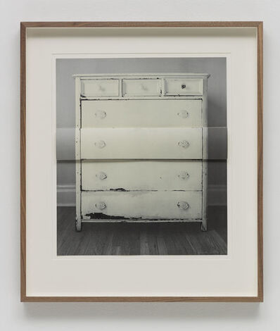 Analía Saban, 'Chiffonier (with 2nd Drawer Open)', 2018