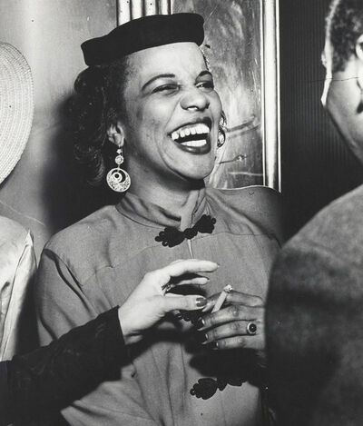 Weegee, 'Woman Laughing, Harlem', 1945