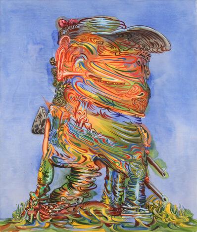 James Esber, 'Boy with Five Legs', 2016