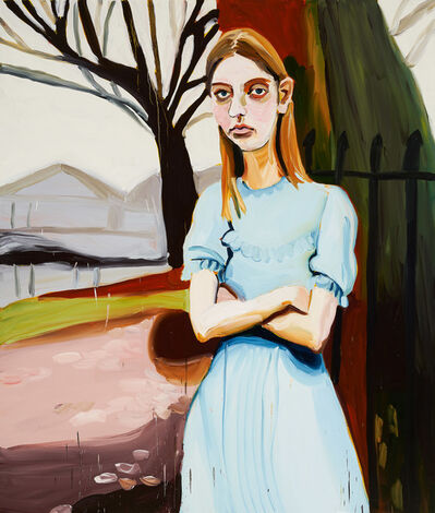 Jenni Hiltunen, 'Smalltown Girl', 2019